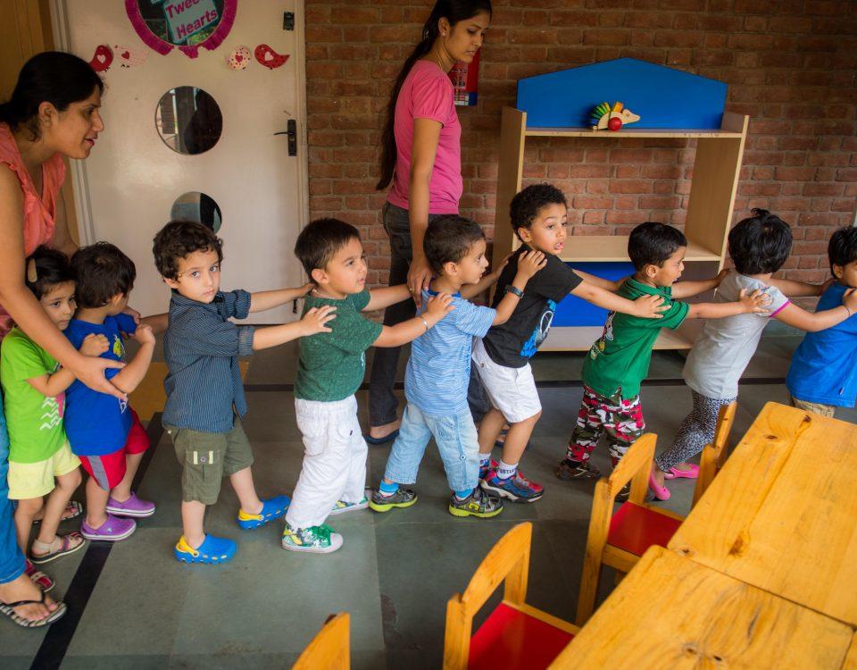 TOP 5 NURSERY SCHOOLS IN MUMBAI