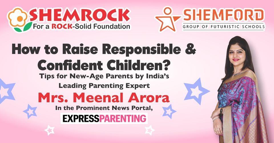 How to Raise Responsible & Confident Children