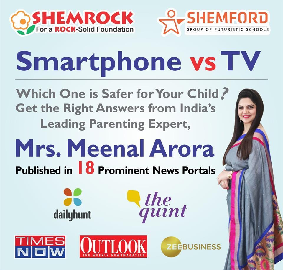 Smartphone VS TV